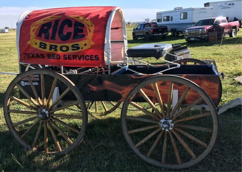 rice wagon